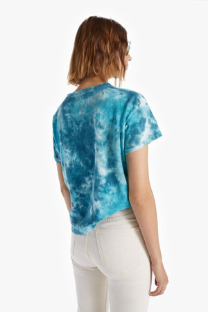 MOTHER | High Sparrow Tee - Keeping It Swirl
