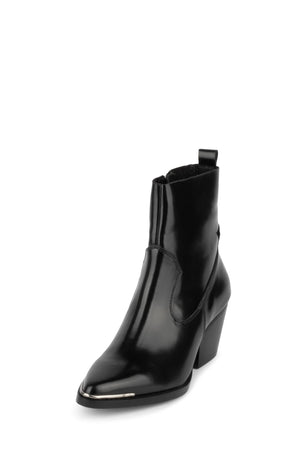 JEFFREY CAMPBELL | Kelam-MT Bootie - Black