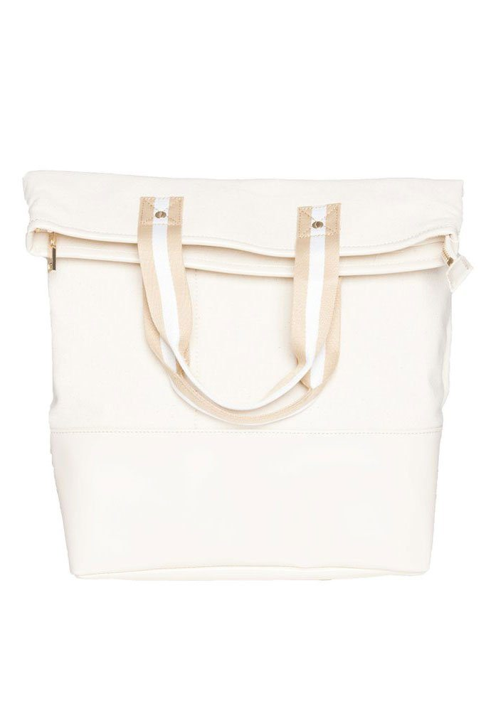 LSPACE | Seaside Cooler Bag - Cream