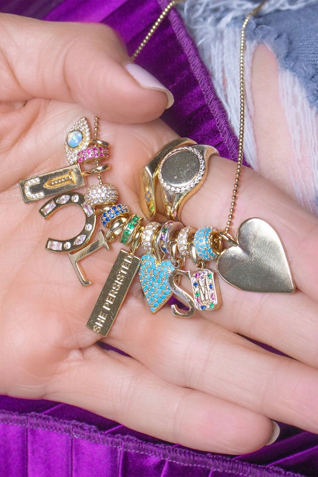 MELINDA MARIA | Assorted Bar Charms