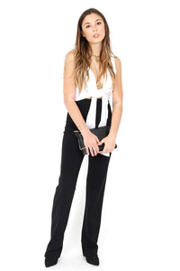 ALEXIS | Lofton Pants - Black