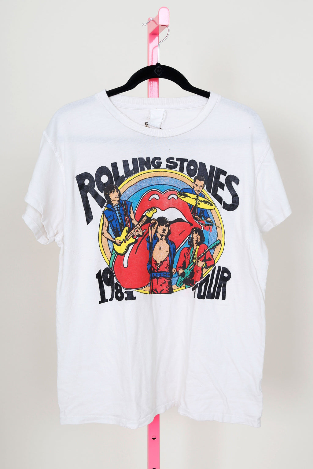 MADEWORN | Rolling Stones 1981 Graphic Tee