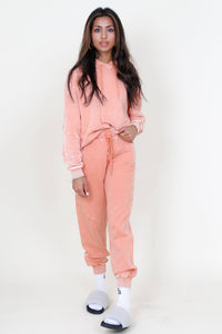 BLANK NYC | Power Hour Sweatpants - Coral