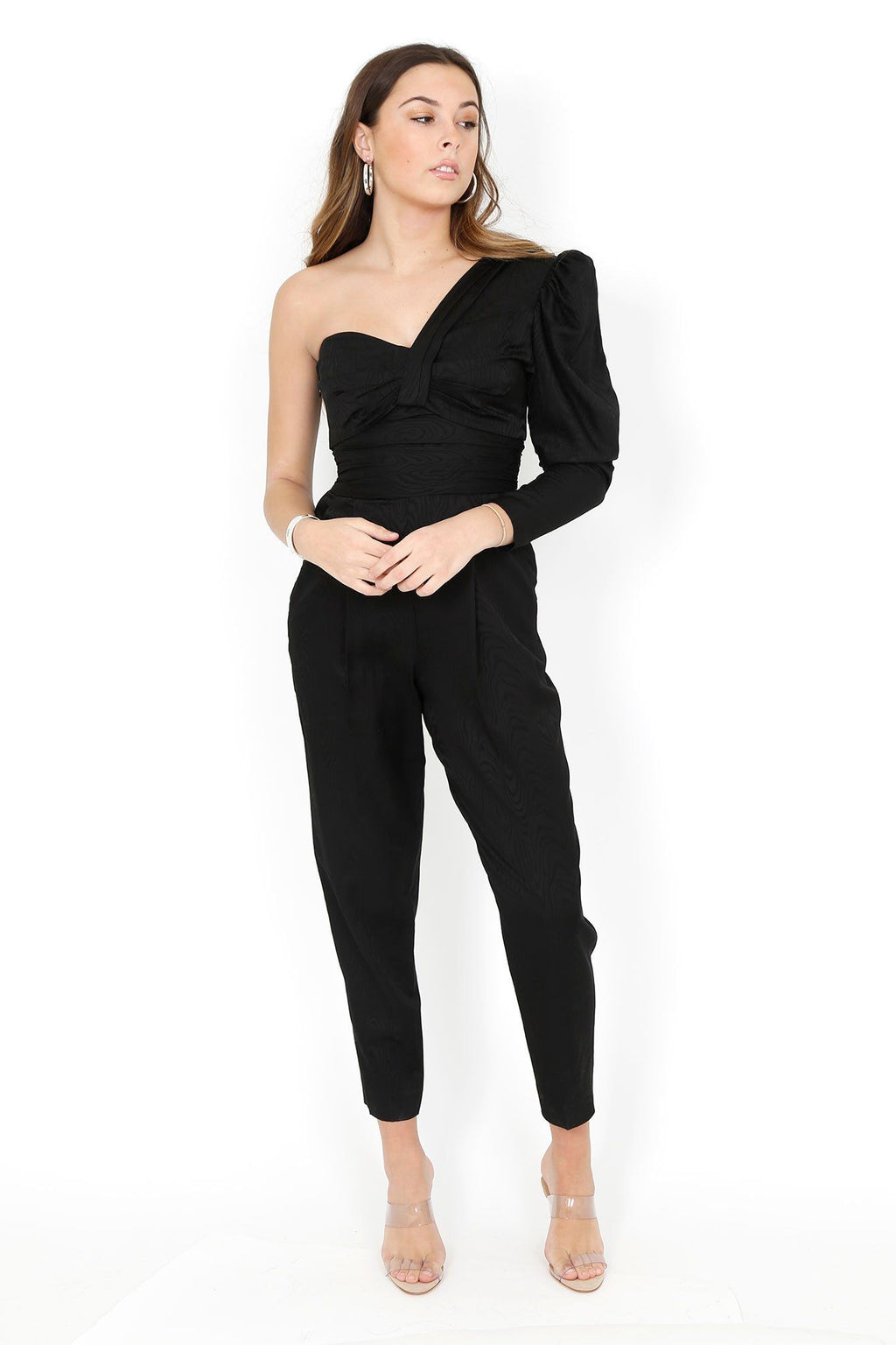 A.L.C. | Walden Jumpsuit - Black