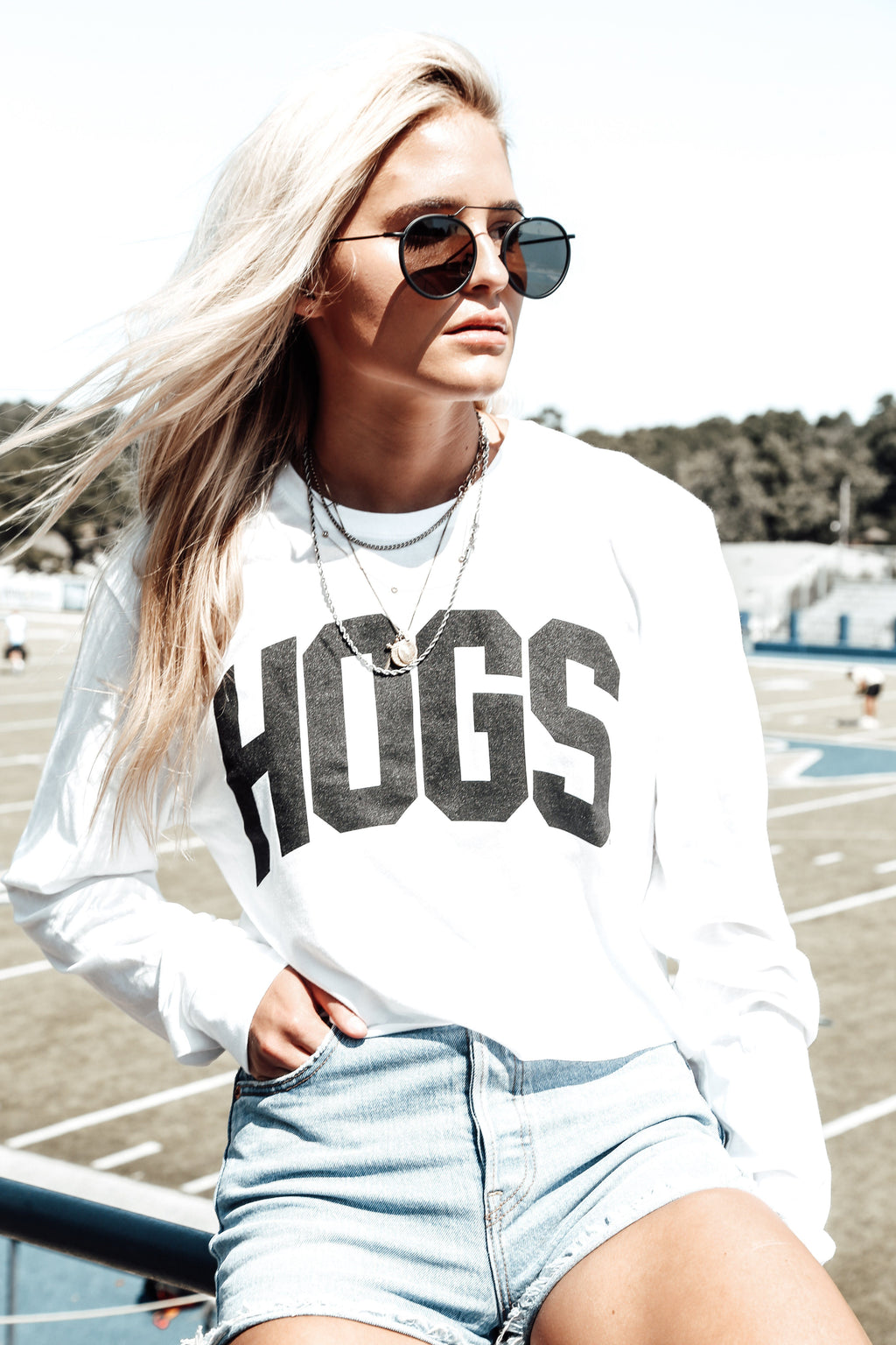OG HOGS Long Sleeve Tee