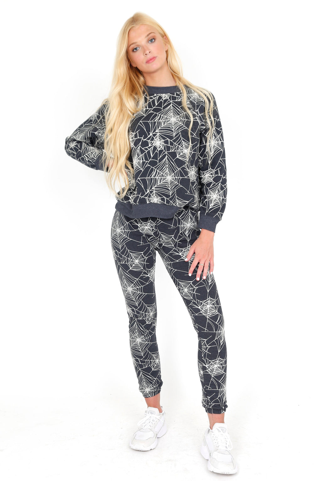 WILDFOX | Knox Pant - Black Widow