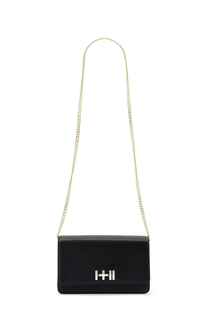 DYLAN KAIN | Stephanie Pebble Bag - Light Gold