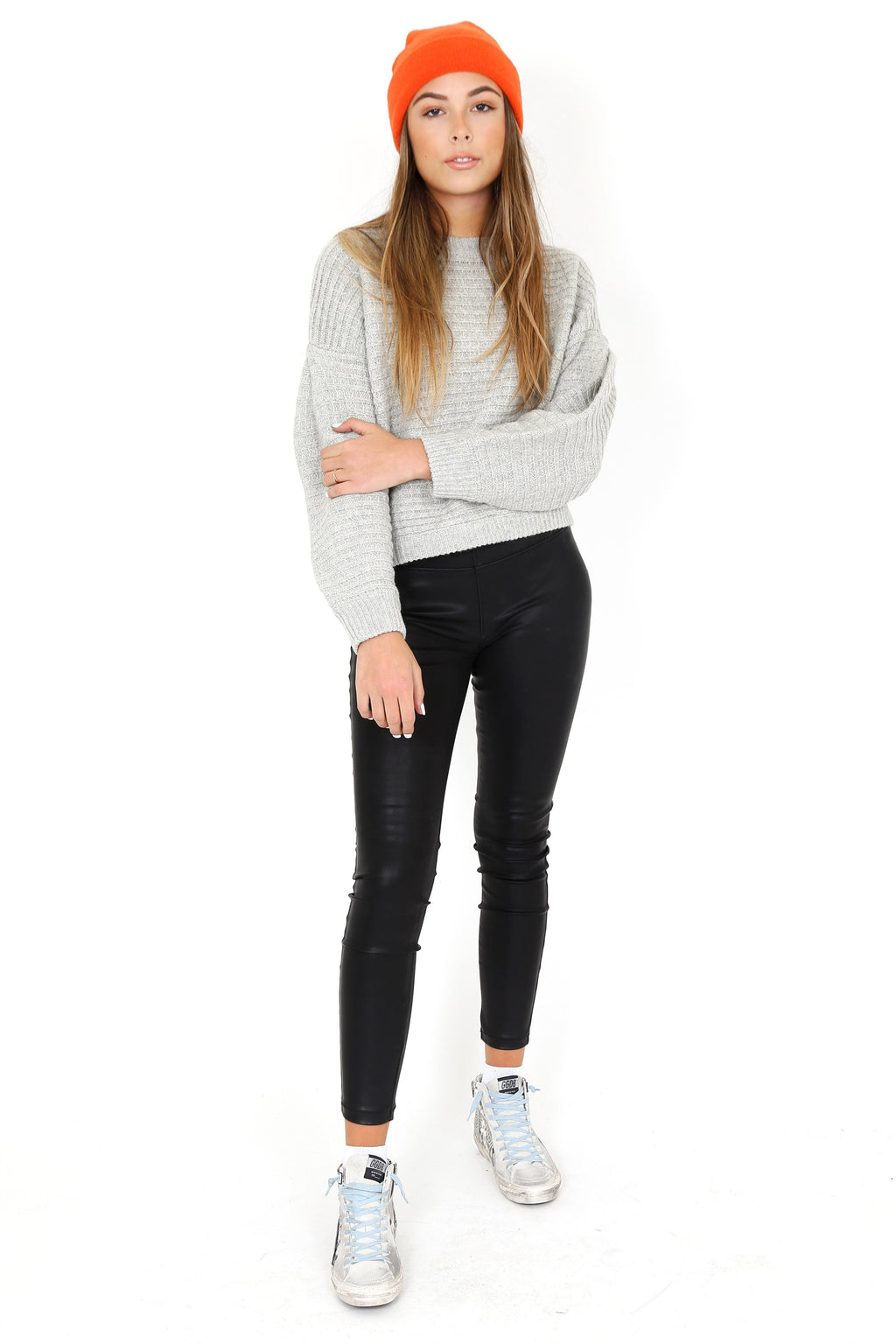 BLANK NYC | Pull 'Em Up Leather Legging