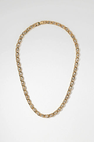 VANESSA MOONEY | Benjamin Chain Necklace