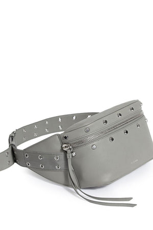 ALLSAINTS | Sid Studded Leather Belt Bag