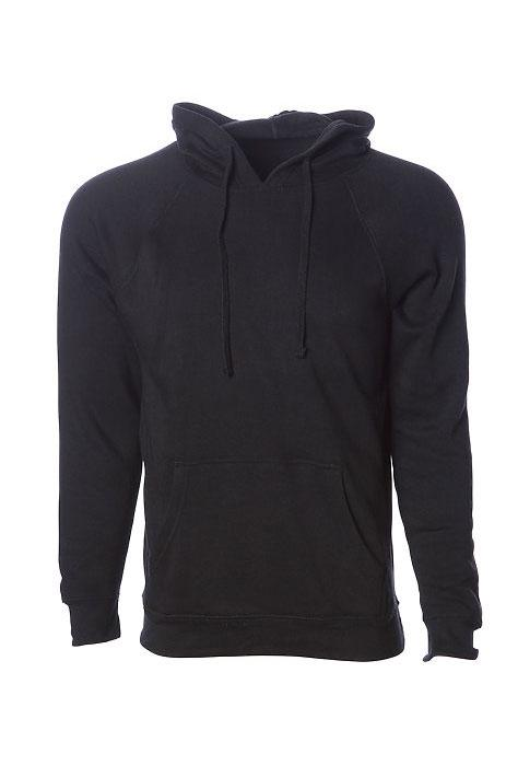 Ready and Relaxed Hoodie - Reactive Black