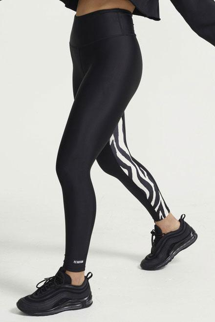P.E NATION | Rematch Legging - Zebra