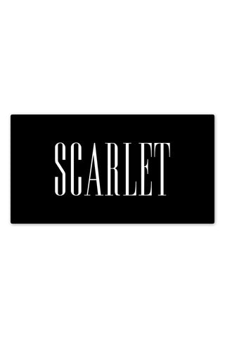E-Gift Card - Scarlet Clothing