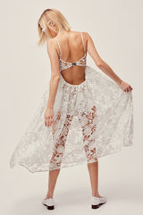 FOR LOVE & LEMONS | Sundae Tank Midi Dress - Pastel