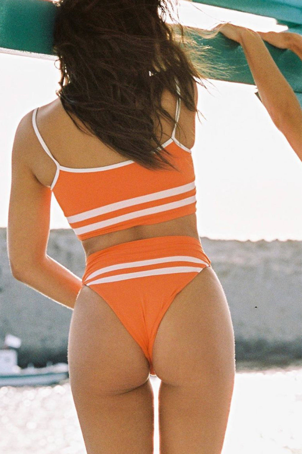 L*SPACE | Wilson Bitsy Bottom - Tangerine