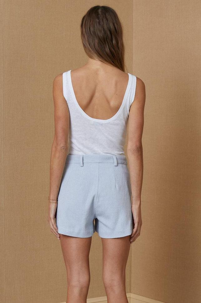 BEC + BRIDGE | Billie Shorts - Sky Blue