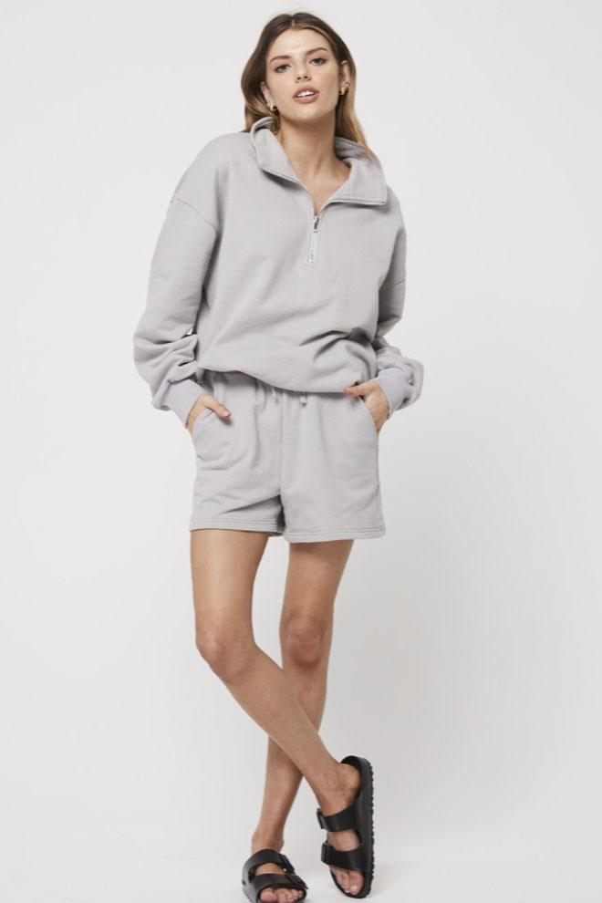 ATOIR | The Pullover - Grey