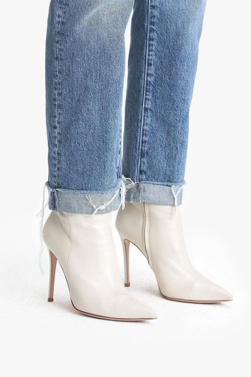MOTHER | Scrapper Cuff Ankle Fray - Take Me Higher