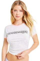 WILDFOX | Holidazed Johnny Ringer Tee