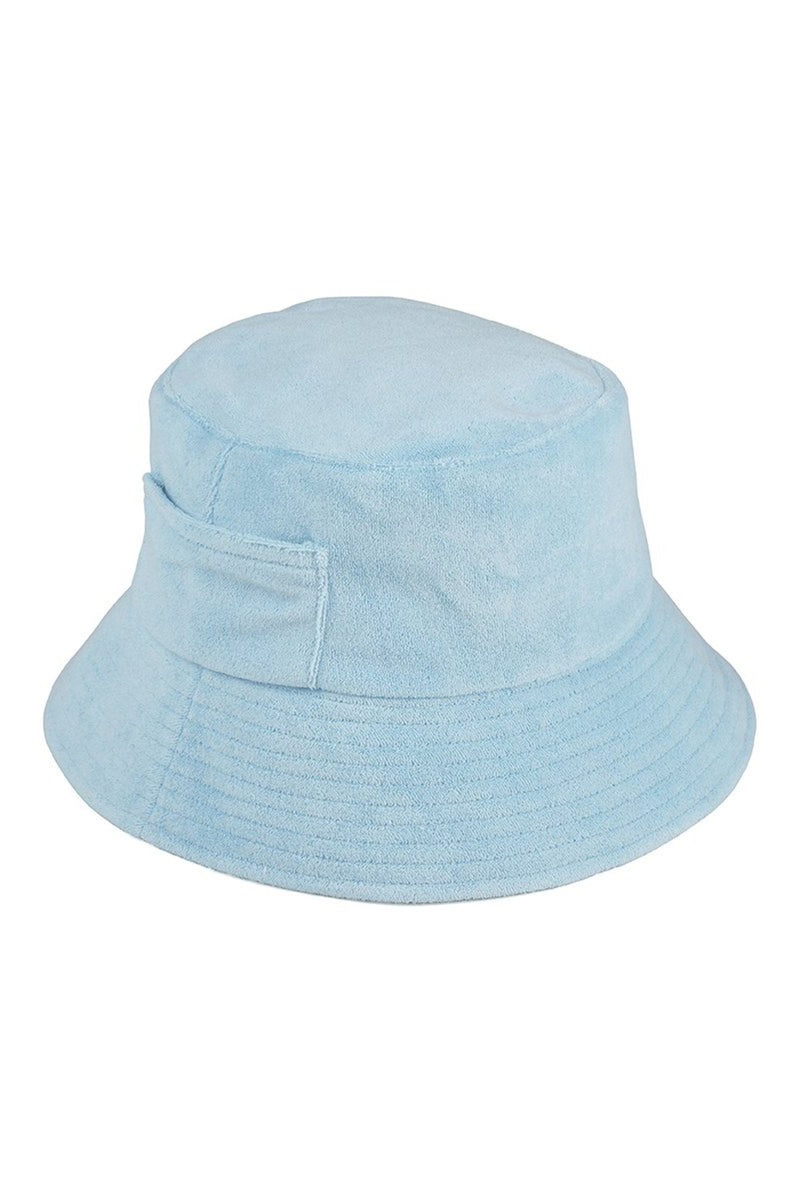 LACK OF COLOR | Baby Blue Bucket Hat