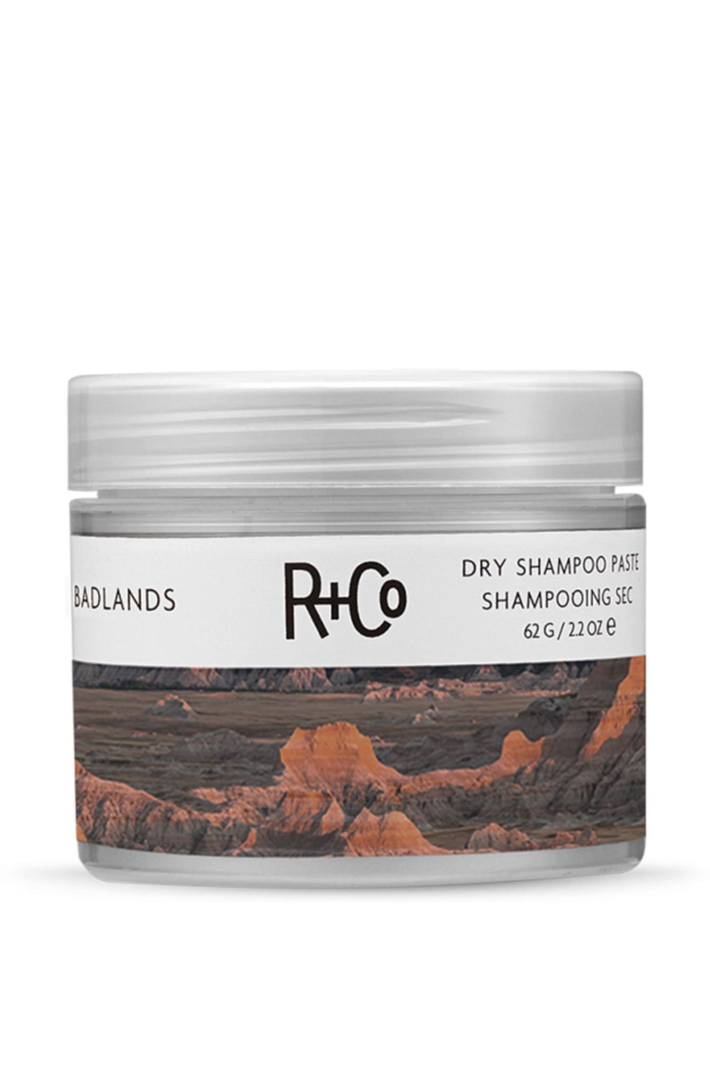 R+Co | Badlands Dry Shampoo Paste