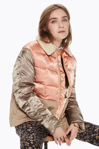 SCOTCH AND SODA | Chic Bomber - Multi