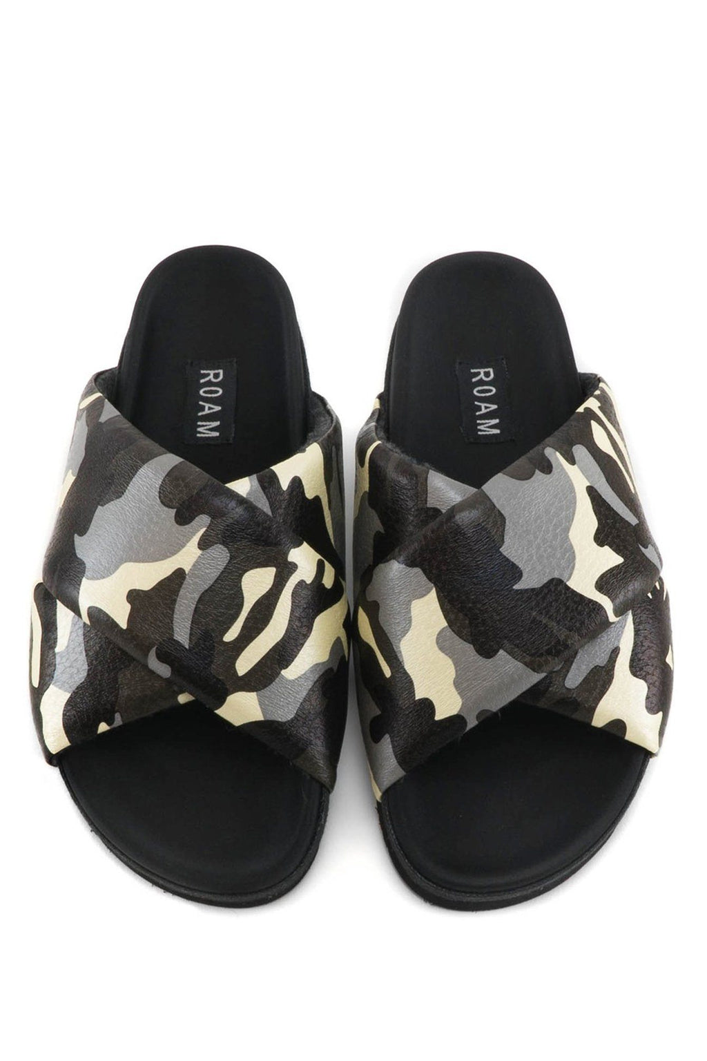 ROAM | Grey Camo Cross Slide