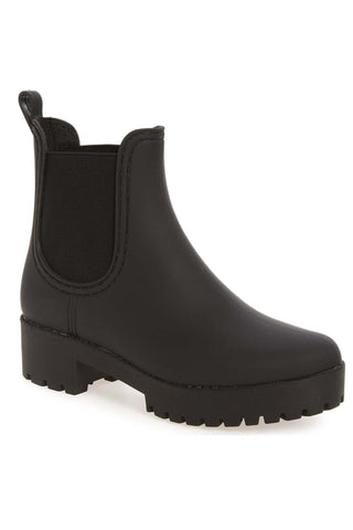 JEFFREY CAMPBELL | Cloudy Boot - Matte Black