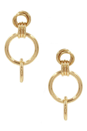 8 OTHER REASONS | JJ56 Gold Hoops