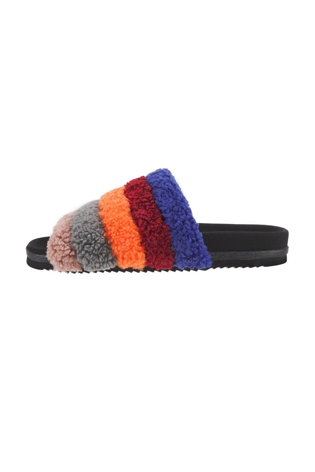 ROAM | Fuzzy Rainbow Slide - Brite Pillar