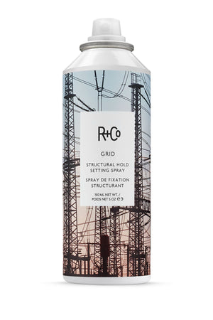 R+Co | Grid Structural Hold Setting Spray