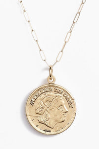 BRACHA | Alexander Coin Necklace