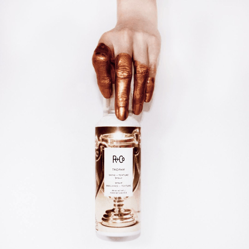 R+Co | Trophy Shine + Texture Spray