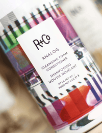 R+Co | Analog Cleansing Foam Conditioner