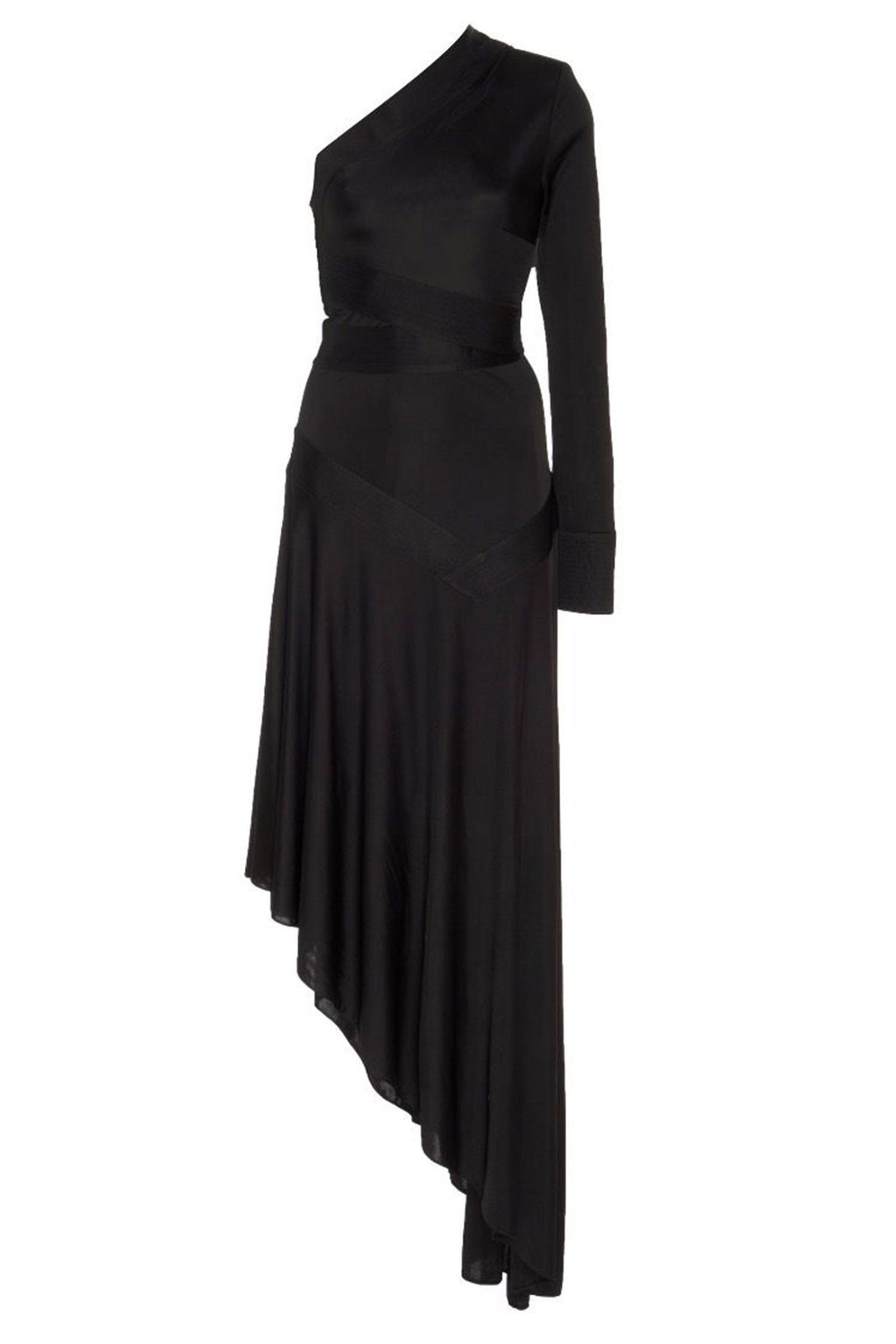 ALEXIS | Addison Dress - Black