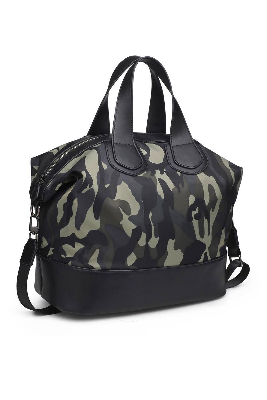 SOL & SELENE | Dream Big Tote Bag - Camo