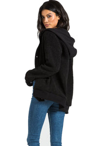 PHILANTHROPY | Nicole Jacket - Black Cat
