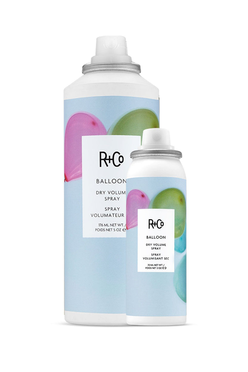 R + Co | Balloon Dry Volume Spray
