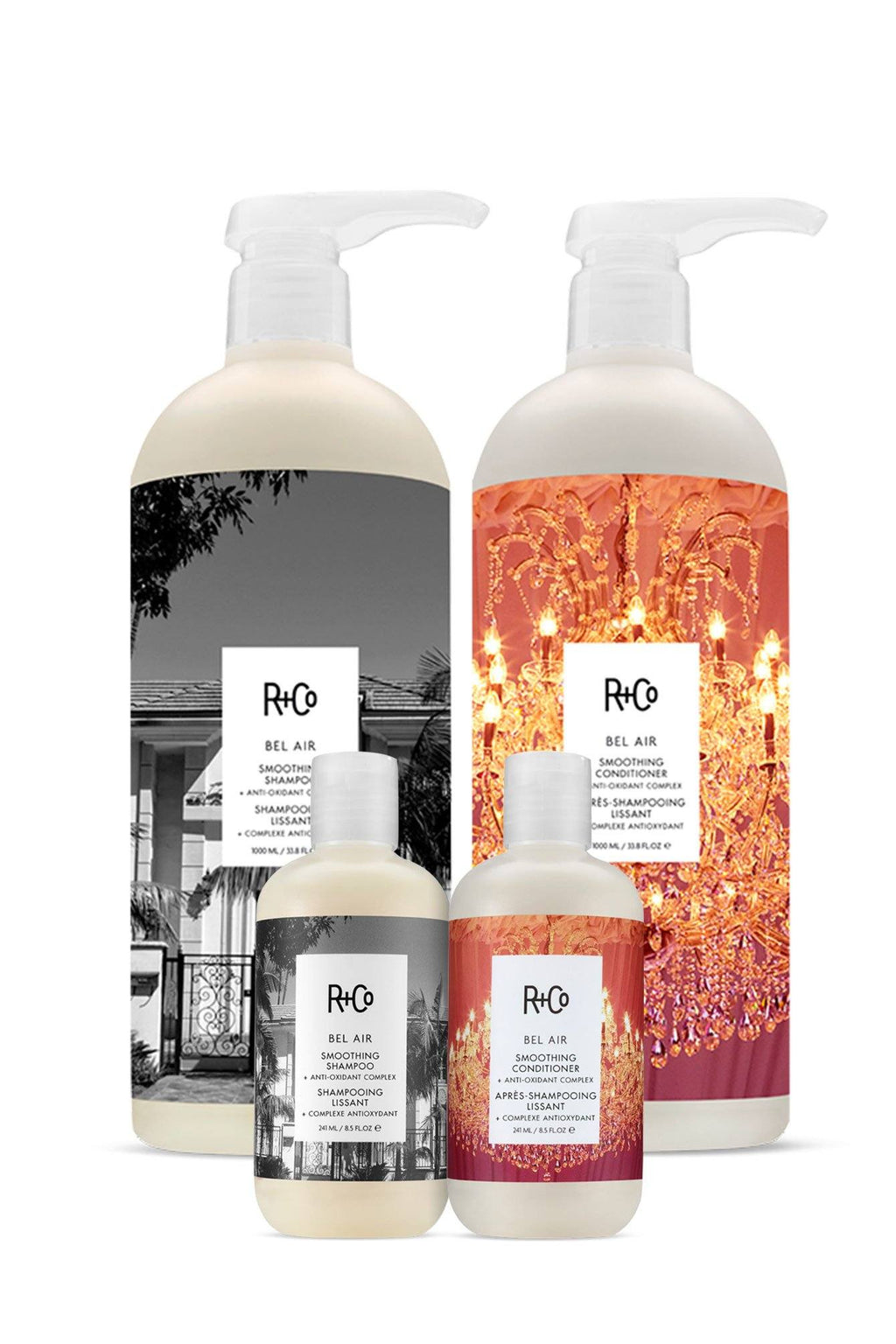 R+Co | Bel Air Shampoo + Conditioner