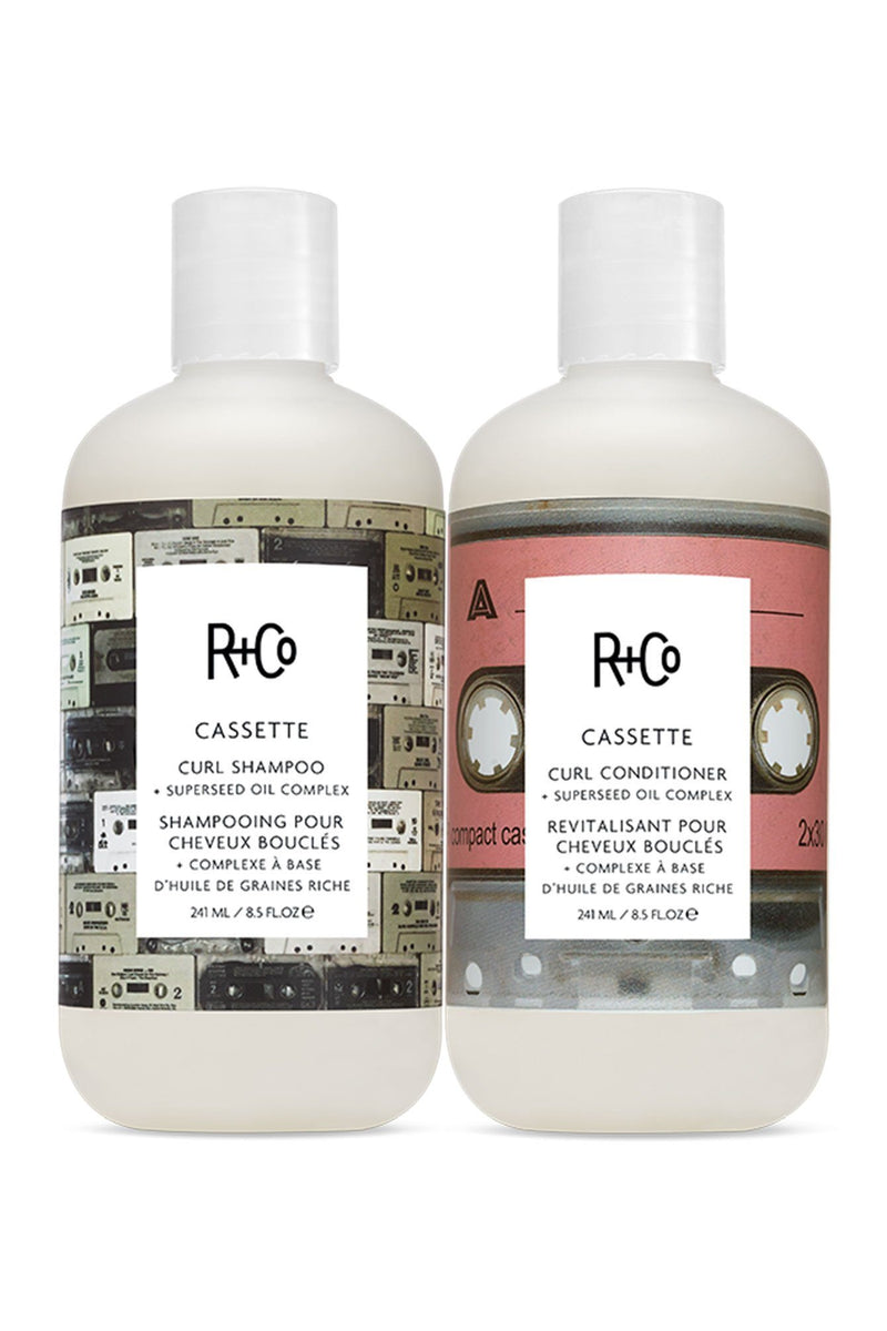 R + Co | Cassette Curl + SUPERSEED OIL COMPLEX