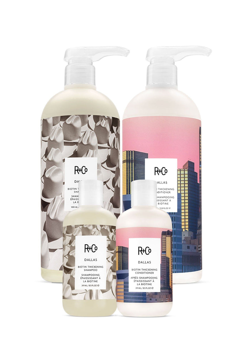 R+Co | Dallas Shampoo & Conditioner
