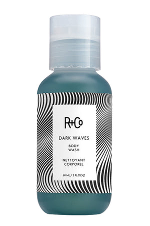 R+Co | Dark Waves Body Wash Travel