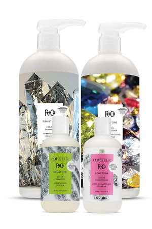R+Co | Gemstone Shampoo + Conditioner