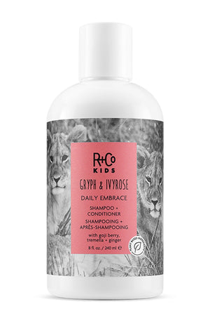 R+Co | Gryph & IvyRose Shampoo + Conditioner - Daily Embrace