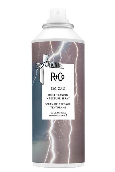 R+CO | Zig Zag Root Teasing + Texture Spray