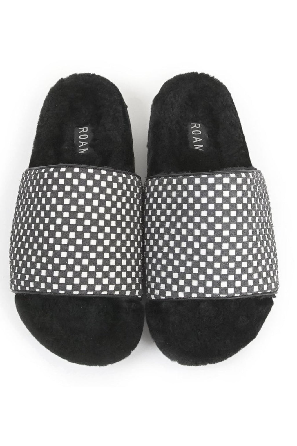 ROAM | Checkerboard + Fur Slide