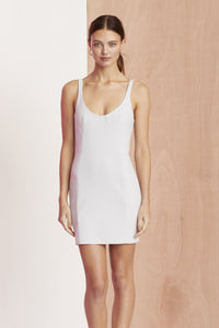 BEC & BRIDGE | Amelie Cup Mini Dress - Silver