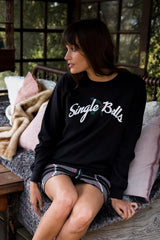 SUBURBAN RIOT | Single Bells Willow Sweatshirt - Black