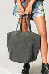 Tote-ally Packed Bag - Grey
