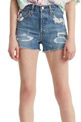LEVIS | 501 High Rise Short - Get Trashed